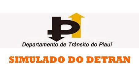 DETRAN PIAUI SIMULADO BAIXAR